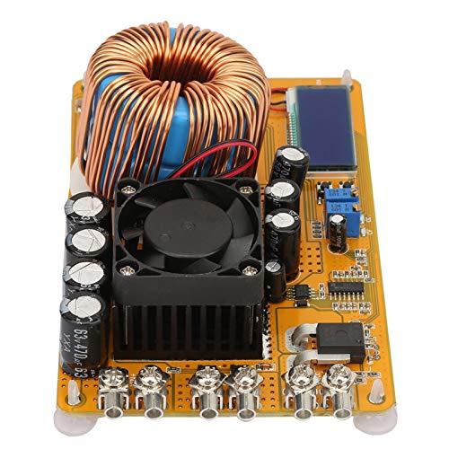 Módulo de fuente de alimentación DC paso hacia abajo Buck Converter Board 50A ajustable de alta eficiencia 8-40V a 0-32V Durable buena conexión para la electrónica de conversión de energía