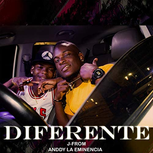 J-From feat. Anddy La Eminencia