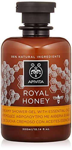 Apivita - Gel de ducha royal honey