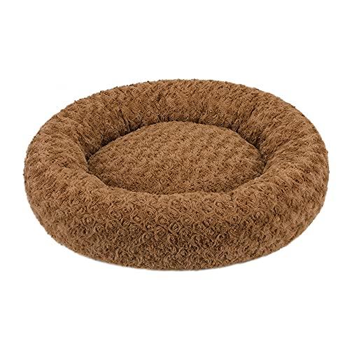 Cama para mascotas cálida y suave, cómoda cama para mascotas, camas para gatos, cama de perro calmante, cama para perro