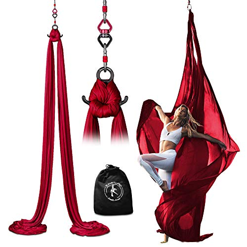 Professional 11 Yards Aerial Silks Equipment for All Levels -...