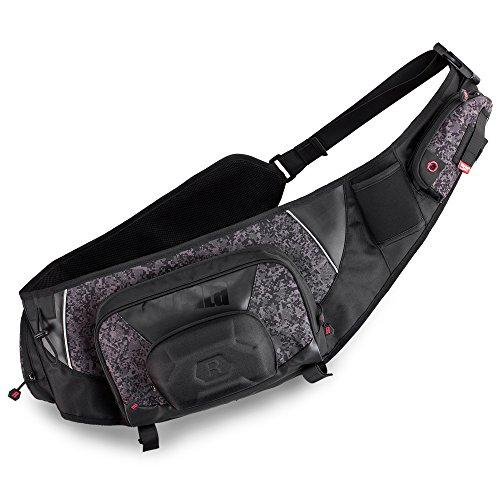 Rapala Unisex-Adult Urban Tasche, Tarnung Schwarz, Einzigartig