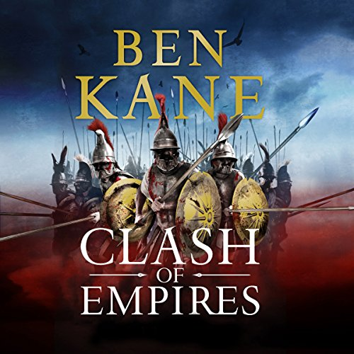 Clash of Empires audiobook cover art