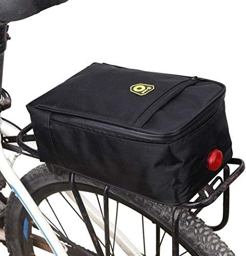 Bolsa de bicicleta, alfombrilla de maletero, bolsa de bicicleta, bolsa de bicicleta, multifunción, para coche eléctrico