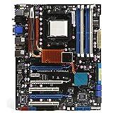 Diecast master Placa base de escritorio para ASUS Crosshair II Formula Desktop Socket AM2 DDR2 placa base usada Desktop Motherboard