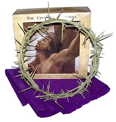 Crown of Thorns/Authentic Crown of Thorns from The Holy Land - in Gift Box