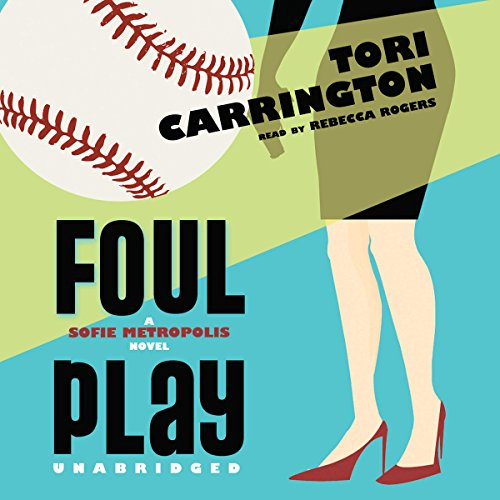Foul Play audiobook cover art