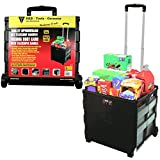 DKB - 1004 Shopping Trolley Foldable up to 25 kg Black Trolley Bag Bottom by DKB - Tools - Germany