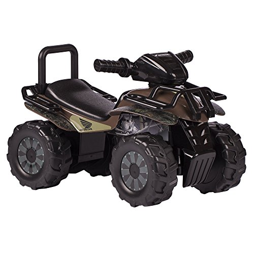 Honda Brown HD Camo Utility ATV, Brown