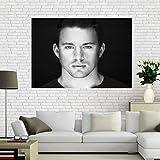WHMQJQ Wandkunst Bild Poster Drucke Star Schauspieler