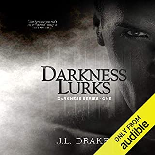 Darkness Lurks audiobook cover art