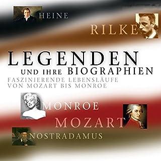 Legenden und ihre Biographien Titelbild