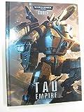 Games Worksop 40,000 Tau Empire Codex Hard Cover