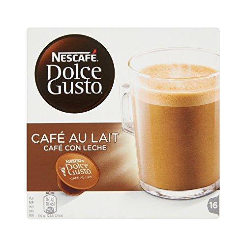 Dolce Gusto Café au Lait, 16 capsules - 1 unités