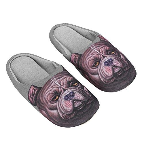 Pantuflas Casa mujeres hombres invierno otoño Zapatillas Slippers zapatos viaje