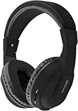 Promate Wireless Bluetooth Headphones, Lightweight Portable On-Ear Stereo Headset with Mic, 3.5mm Audio Cord, HiFi Sound, ...