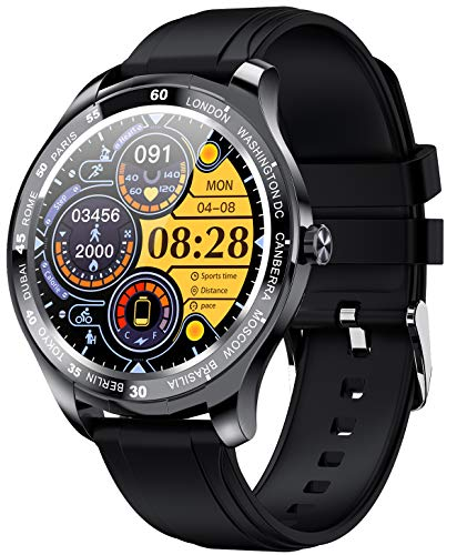 smartwatch ios waterproof jpanwatch Smartwatch Fitness Tracker Watch Intelligente Orologio da Polso Orologio sportivoIP68 1
