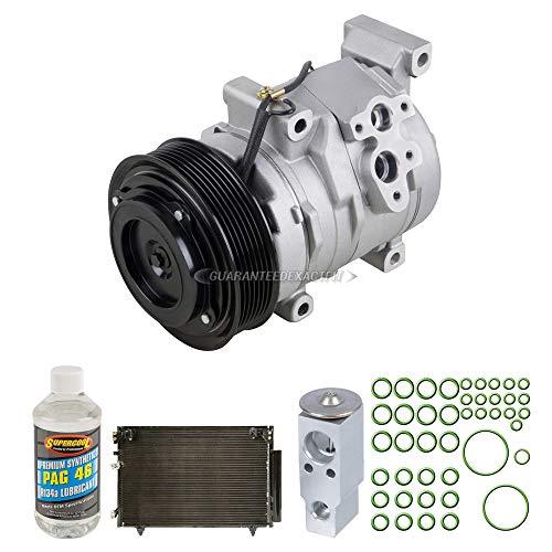 A/C Kit w/AC Compressor Condenser & Drier For Scion tC 2005 2006 2007 2008 2009 2010 - BuyAutoParts 61-89410R6 New