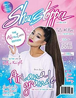 Showstopper Magazine (Spring, 2019) Ariana Grande Cover