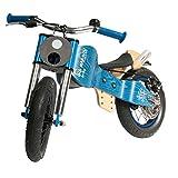 MAAMUU Laufrad Solo Blau Made in Italy