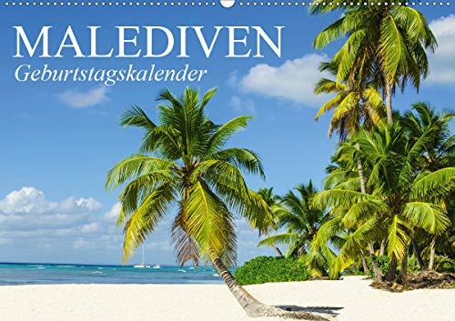 Malediven (Wandkalender 2020 DIN A2 quer)