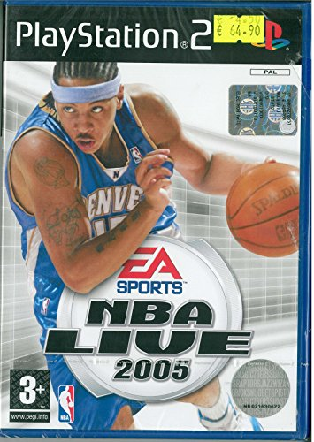 NBA Live 2005-(Ps2)