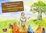 Jesus erzählt vom Reich Gottes. Vier Gleichnisse: Vom Sämann. Von der selbstwachsenden Saat. Vom...