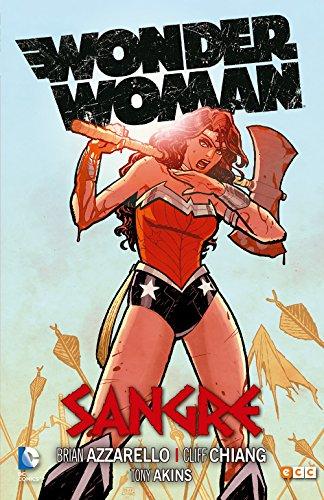 Wonder Woman de Azzarello 1: Sangre (segunda edición)