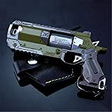 APEX Legends Game Collection 1/6 Metal Wingman Shotgun Pistol Model Keychain Action Figure Arts Toys Gift Backpack Pendant Party Supplies Desk Decoration Gun