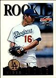 1995 Pinnacle Summit Baseball Rookie Card #141 Hideo Nomo. rookie card picture