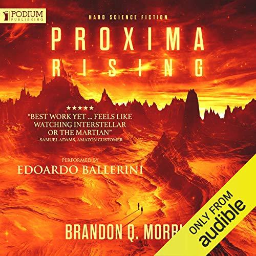 Proxima Rising cover art