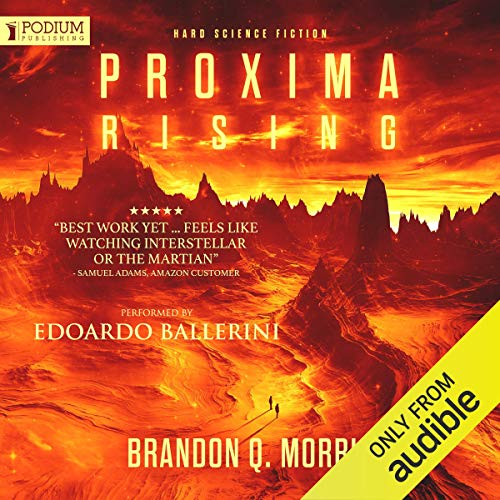 Proxima Rising: Proxima, Book 1