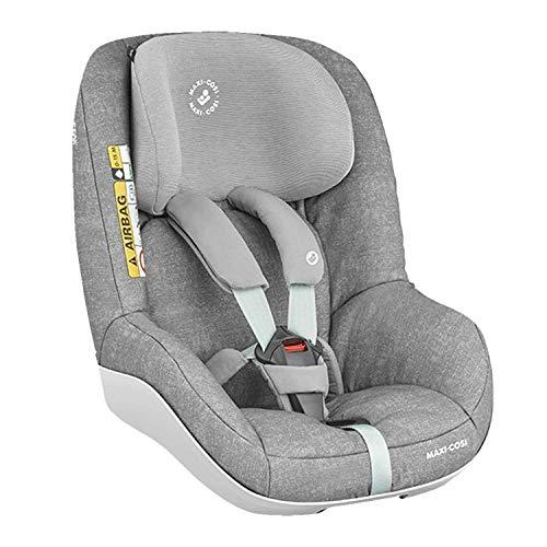Maxi-Cosi Pearl Pro NOMAD GREY - Asiento infantil para coche (9-18 kg), color gris