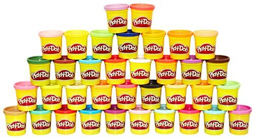 Pack de 36 pots de pâte à modeler Play Doh