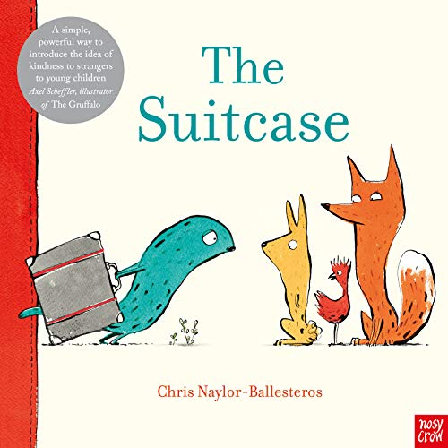 he Suitcase by Chris Naylor-Ballesteros