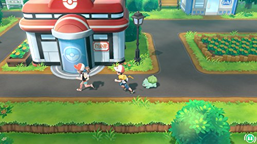 Pokemon Let's Go Pikachu for Nintendo Switch [USA]