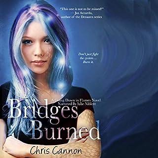 Bridges Burned audiobook cover art