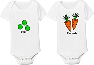 peas and carrots clothing