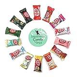 Japanese Candy Ninja KitKat 14pcs Assortment with original sticker -