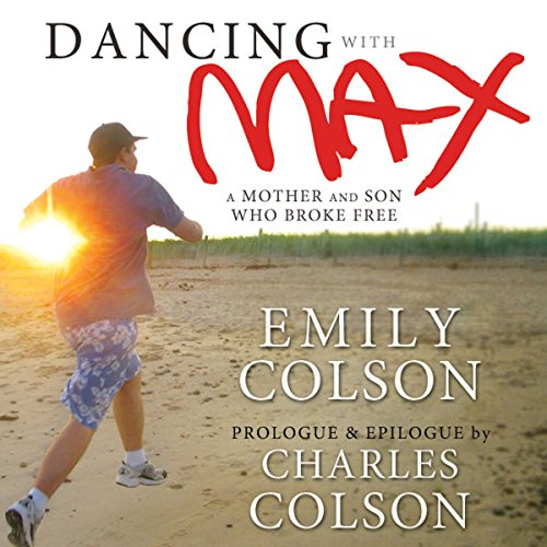 Dancing with Max audiobook cover art