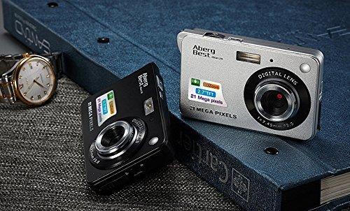 AbergBest Fotocamera digitale 2,7 schermo LCD