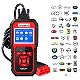 KONNWEI KW850 Professional OBD2 Scanner Auto Code Reader Car Diagnostic Tool Check Engine Light Scan Tool OBD II Cars After 1996 (Original)