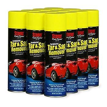 Stoner Car Care 91154 Tarminator Tar Sap & Asphalt Remover 10 ounces 12 Pack
