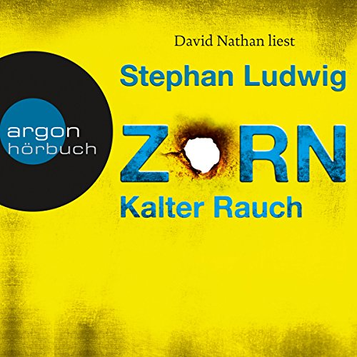Zorn - Kalter Rauch audiobook cover art