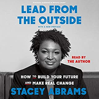 Lead from the Outside audiobook cover art