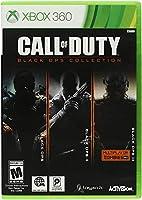 Call of Duty Black Ops Collection 1-3 コールオブデューティブラックオプスコレクション1-3 Xbox 360スタンダードエディション 北米英語版 [並行輸入品]