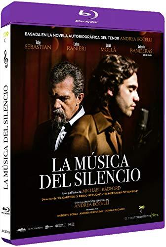 La música del silencio - BD [Blu-ray]