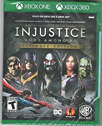 Injustice: Gods Among Us Ultimate Edition - Xbox One