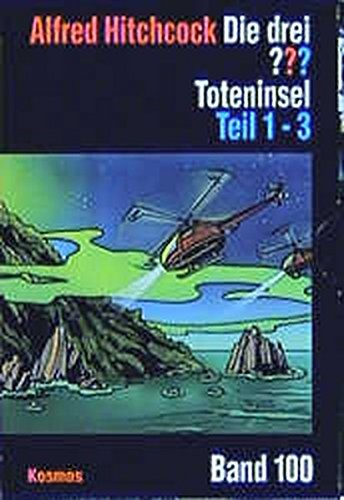 Die drei Fragezeichen und . . ., Toteninsel, 3 Bde.