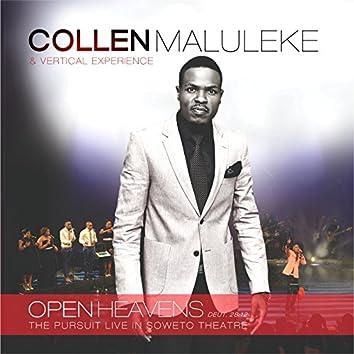 Open Heavens (The Pursuit) (Live in Soweto Theatre) (Live)